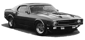 Thumbnail of a 1969 Shelby GT-350